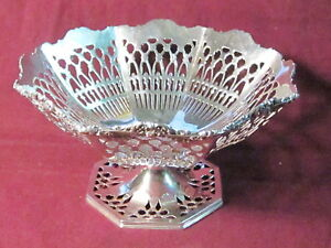 Sterling Grogan Co 5362 Makers Reticulated Basket 8 X 4 1 2 337g Mono Tcc