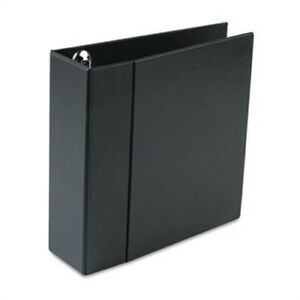 Heavy duty Binder With One Touch Ezd Rings 4 Capacity Black X 3