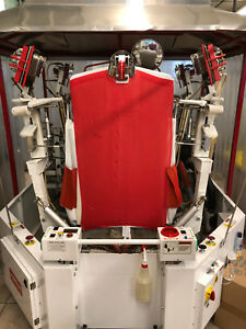 2012 Unipress Ls2 Double Buck Shirt Unit Very Good Condition
