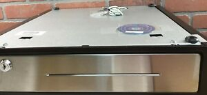 Silver Front Cash Drawer Electronic 1616 Usb 316357 5 bill 5 coin Standard 1 Qt