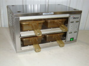 Merco Heated Food Warmer Holding Cabinet Mhc 22