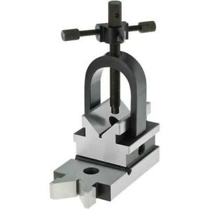 All Angle Ultimate Universal V Block With Clamp Set Toolmakers Vee Blocks