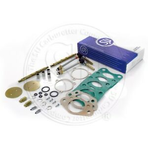 New Genuine Su Carburetor Rebuild Master Kit Mgb 1963 71 1 1 2 Hs4 Does Both