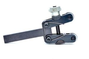 New Spring Loaded Action Clamp Type Knurling Tool 3 25 Mm Capacity For Lathes