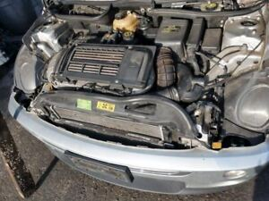 Engine 1 6l Convertible With Supercharged Option Fits 02 08 Mini Cooper 160281