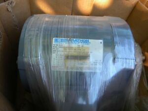 Marathon Electric Motor 3 Hp H123 3 Phase S91 017 New