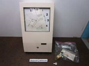 Japanese Amano Time Clock Sq780 2431be 120v 50 60hz 0 6a Excellent Condition