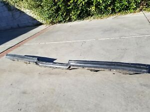 1974 Chevrolet Impala Rear Center Bumper Filler
