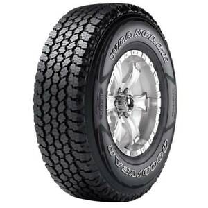 4 New goodyear Wrangler At Adventure W kevlar P265 70r16 265 70 16 new Takeoff