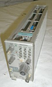 Tektronix 7b50a Time Base Plug in Unit
