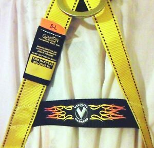 Guardian Fall Protection Velocity Safety Harness S l