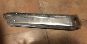 Kool Car 1967 Ford Galaxie 500 Front Seat Molding Driver Lower Side