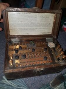 Rare Whitney Testing Set Resistance Roller Smith Co