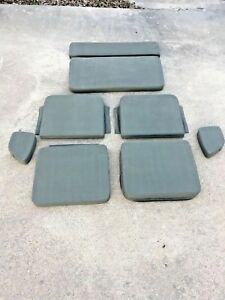 Jeep Willys Ford Mb Gpw Complete Seat Cushion Set G 503