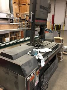 Marvel Series 8 Mark Ii Tilting Head Vertical Bandsaw