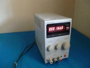 Kenwood Pa18 1 2a Regulated Dc Power Supply