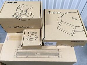 New Lifesize Room 220i Hd Video Conferencing W camera 10x 2nd Gen Phone micpod