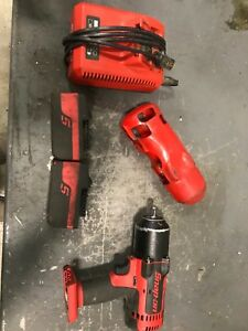 Snap On Tools Ct7850 18v 1 2 Drive Impact Wrench Refurbished By Snap On