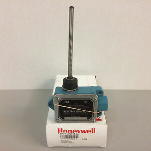 Nib Honeywell Micro Switch Baf1 2rn18 lh Limit Switch