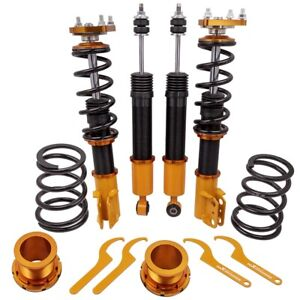 Coilovers Kits For Ford Mustang Gt 4 6l 4th 94 04 Adj Height Mounts Shocks