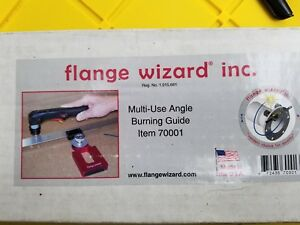 Flange Wizard Multi use Angle Burning Guide