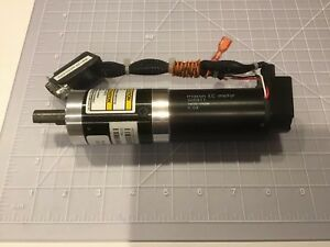 Maxon Ec Motor With Encoder And Gearhead