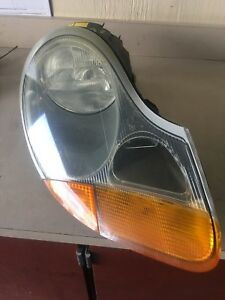 Porsche Boxster 996 Right Head Light Works With Tc And Psm Options