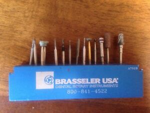 Brasseler Burs And Holder Dental Lab Acrylic Burs