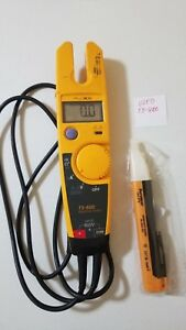 Used T5 600 Voltage Current Electrical Tester Meter Tested Tp 224124