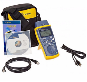 Fluke Networks Ciq 100 Cableiq Qualification Cable Tester Cable iq