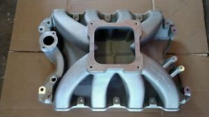 Ford Racing Intake Manifold Aluminum Single Plane C460 Big Block Ford Drag Race
