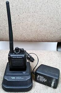 Vertex Vx 414 Portable Radio