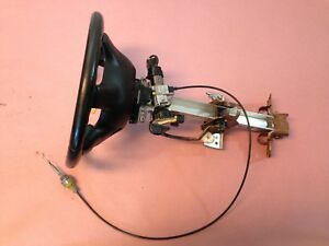Jeep Tilt Steering Column Wheel Automatic Tj Kj Wrangler Liberty Auto 01 06
