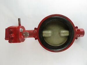 New Kennedy Butterfly Valve 911 we 6 383l