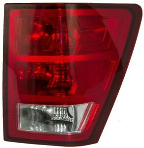 New Depo Tail Light For 2005 2006 Jeep Grand Cherokee Passenger Side 55156614af