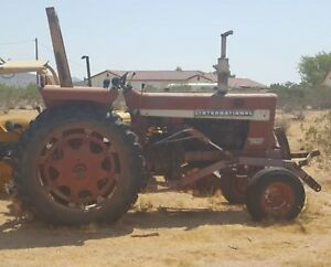 1969 International Farmall 656 Diesel Tractor
