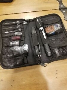 Cfm Technologies Deluxe Field Diagnostic Kit W Heine Mini 2000 Ophthalmoscope