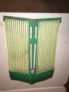 Vintage Tractor Heavy Metal Front Grill