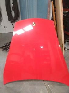 Porsche Boxster 996 Guards Red Hood Protective Coating Crest No Paint Needed