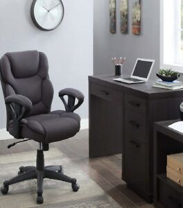 Executive Arm Chair Adjustable Managers Desk Chairs Big And Tall Swivel Office