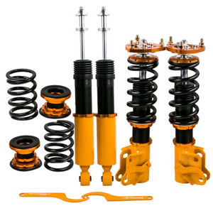 Coilover Coil Spring Struts For Honda Civic 2006 2011 Dx Ex Gx Shock Absorbers