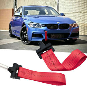 Orange Red Racing Tow Strap Hook For Bmw F07 F10 F15 F30 F32 F80 F82