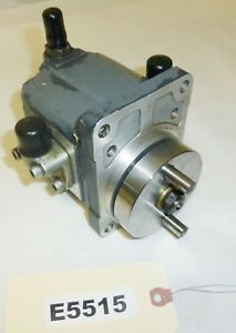 Main Vibration Hydraulic Motor Om35001 Vibromax W1500 Trench Roller Sauer