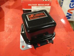 Ford Lincoln Mercury 1963 1976 New Voltage Regulator 8512