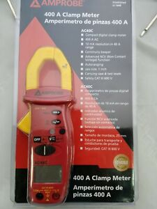 Amprobe Ac40c 400a Clamp Meter New In Package