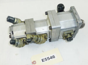Hydraulic Pump Assembly Vibromax W1500 Trench Roller