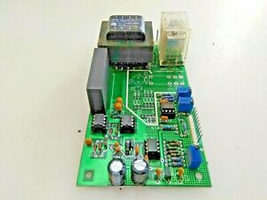 Jonas Chromatography 7970 7980 Issue 6 Column Heater Transformer Pcb