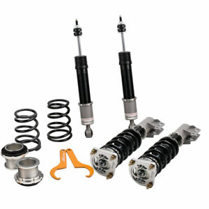 Full Assembly Coilovers Kits For Ford Mustang 4th 94 04 24 Ways Adj Damper Grey