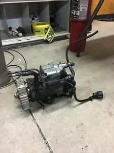 1997 Volkswagen Jetta 1 9 Tdi Diesel Fuel Injection Pump Reman Oem