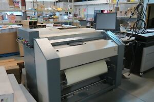 Memjet Vortex 4200 Wide Format Printer With Additional Parts And Stacker